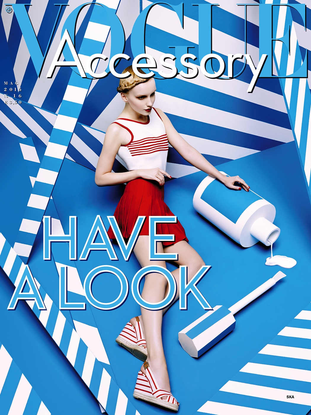 Vogue Accessory Cover SKA editorial conde nast